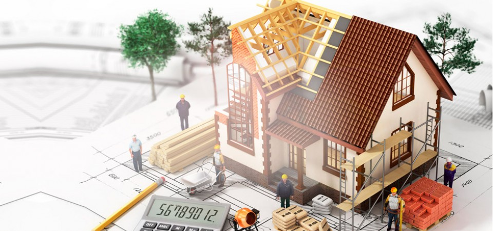 Строительство домов и коттеджей Запорожье