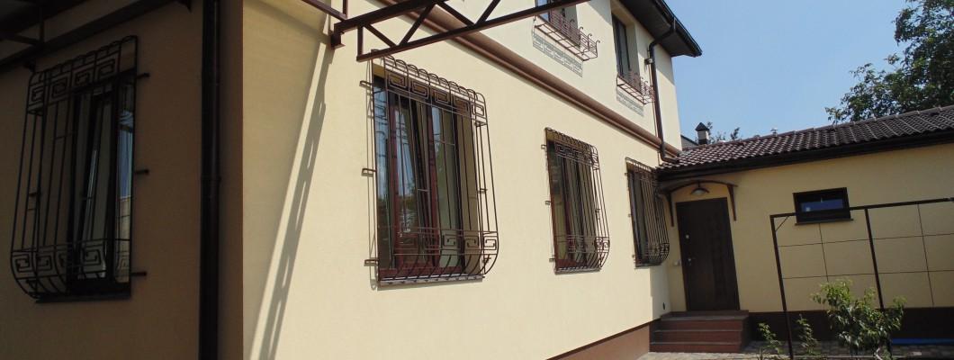 Фасадные работы цены